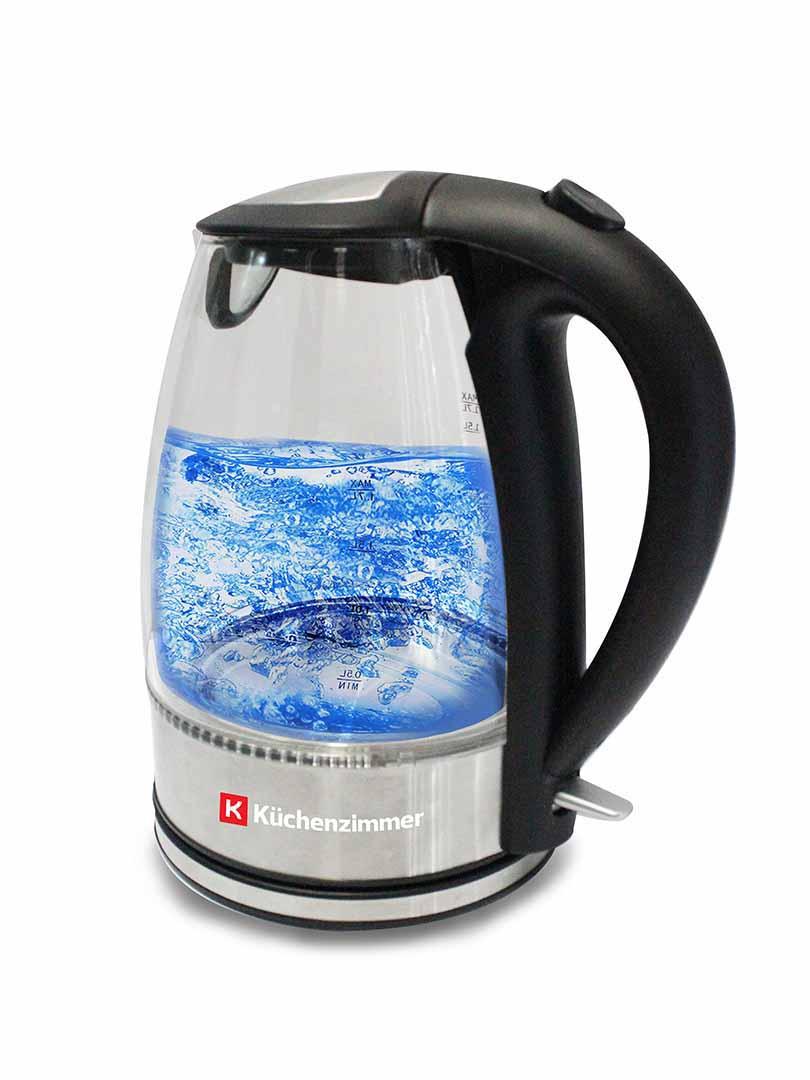 Siêu tốc thủy tinh kuchenzimmer 1.7 lít