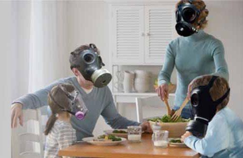 Giải pháp ngăn chặn nguồn ô nhiễm
