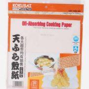 Gói giấy Kokusai hút dầu mỡ