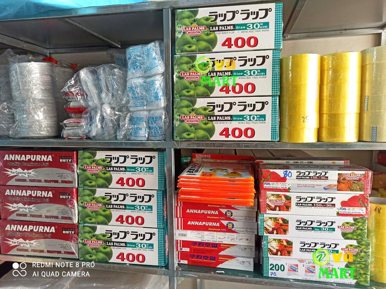 màng bọc thực phẩm 450 laspalms